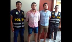 Capturan a hijos de 'Peter Ferrari'  tras ser buscados a nivel internacional