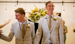 Australia: celebran primeras bodas legales entre personas del mismo sexo