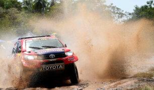 Dakar 2019: así fue la partida simbólica del rally