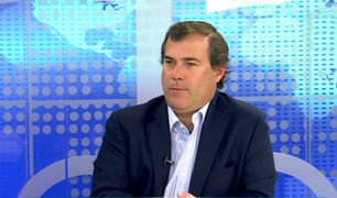 """Bruno Giuffra: """"Tren de cercanías se iniciará en este Gobierno"""""""
