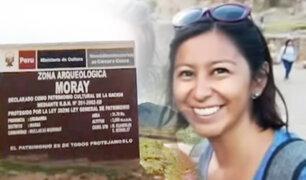 Cusco: se intensifica búsqueda de ciudadana española desaparecida