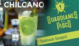 La Semana del Chilcano: conozca los secretos para preparar este emblemático trago