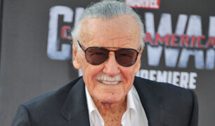 Sigue escándalo en Hollywood: Stan Lee es acusado de acoso sexual