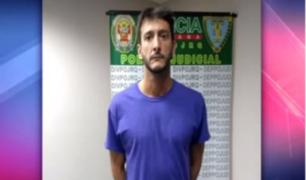 La Victoria: músico Eduardo Saettone fue capturado y llevado a Requisitorias