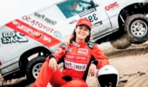 Fernanda Kanno: piloto peruana sigue en lucha para culminar el Dakar 2018