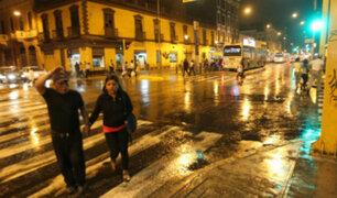 Senamhi: lluvias de verano también se registraron en otras partes del Perú