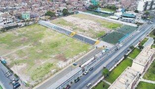 Enfrentamientos desata subasta de Estadio Unión en Barranco