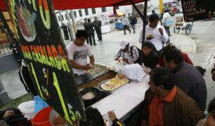Conoce la variedad de comidas al paso que ofrece la ciudad de Lima