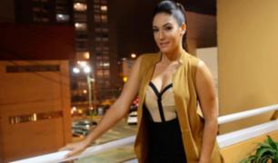"""Tilsa Lozano tras confirmar embarazo: """"Me siento totalmente plena"""""""