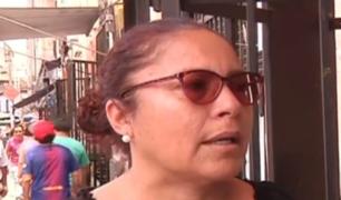 Lince: comerciante que sufrió robo de 60 mil soles sospecha de trabajador de banco