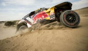 Dakar 2019: pilotos peruanos listos para rally más extremo del mundo