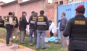 Cusco: policía en retiro asesina al enamorado de su hija