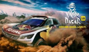 Rally Dakar tendrá su propio videojuego 2018