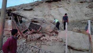 Sismo en Arequipa deja al menos 1 muerto y 42 heridos