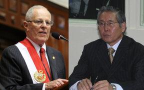 Presidente Kuczynski descarta negociación en indulto a Fujimori