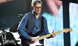 Eric Clapton reveló que está perdiendo la audición