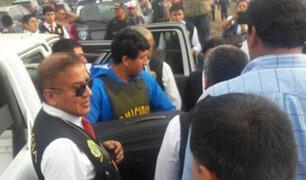 Crimen de la maleta: se realizó reconstrucción de la muerte de folclorista en Pasamayo