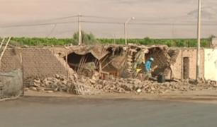 Arequipa: 30 colegios, comisarías y centros de salud quedaron seriamente dañados tras sismo