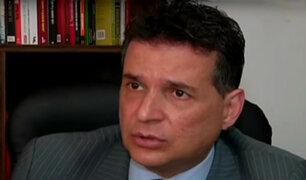 Caso Joaquín Ramírez: Omar Chehade negó estar involucrado