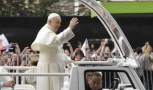 Papa Francisco en Chile: Pontífice visita penal de mujeres en Santiago