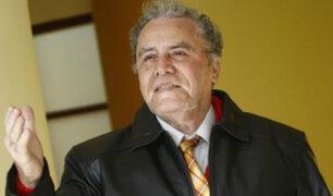 Augusto Polo Campos permanece en cuidados intensivos