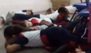 México: profesora finge simulacro para proteger a sus alumnos durante balacera