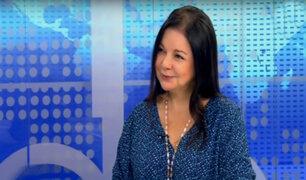 "Cecilia Valenzuela: ""PPK sobrevive por apoyo de Kenji Fujimori"""