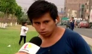 Santa Anita: buscan a menor desaparecida en Gamarra