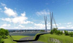 Costa Verde: Puente de la Amistad unirá malecones de San Isidro y Miraflores
