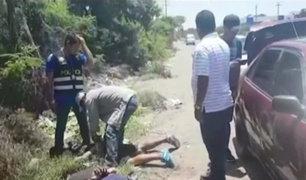 Huacho: intervienen a miembros de peligrosa banda antes que cometan robo