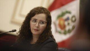 APP pide al Congreso que Rosa Bartra deje la presidencia de la Comisión Lava Jato