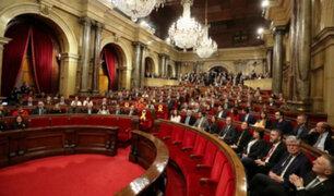 España: la legislatura de Cataluña nombró a su nuevo presidente