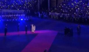 Francisco en Perú: Las estrellas de la música latina que le han dado la bienvenida al papa