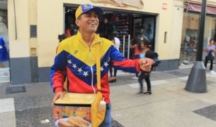 Venezolanos en Perú: la lucha por salir adelante
