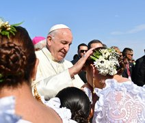Francisco en Perú: Papa ofició multitudinaria misa en Huanchaco