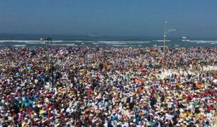 Papa Francisco en el Perú: Protégete así de la radiación y cuida tu salud en las actividades del papa