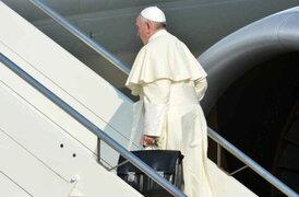 Papa Francisco culminó su visita al Perú y regresa a Roma