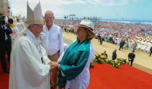 Trujillo: Papa habló sobre la reconstrucción y la delincuencia en multitudinaria misa