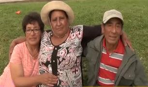 Volverte a ver: Concepción se reencuentra con su hermana luego de 45 años de separación