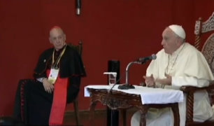 ¿Qué dijo el Papa Francisco sobre la política peruana?