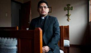 Organizador de la visita del Papa denuncia agresión por parte de la PNP