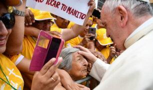 El carisma y la solidaridad del Papa: los gestos que el Perú no olvidará
