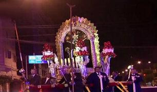 Señor de los Milagros regresó a Las Nazarenas tras misa del papa Francisco