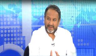 """Juan de la Puente: """"En Perú las presidencias son precarias"""""""