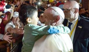 El papa Francisco y su exitosa visita al Perú