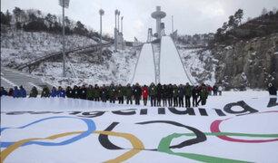 Corea del Sur: delegación norcoreana llegó a Seúl por primera vez en cuatro años