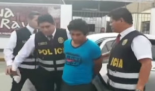 Huaura: sujeto que estranguló a su pareja y a su hija confesó su crimen