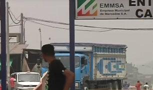 Informe 24: cobros indebidos en el Gran Mercado Mayorista de Lima