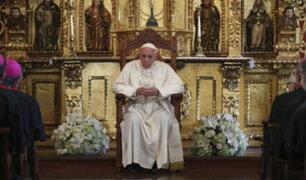 Juan de la Puente analiza las declaraciones del Papa Francisco sobre la crisis política en el país