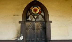 Chile: desconocidos atacan otra iglesia católica en Santiago